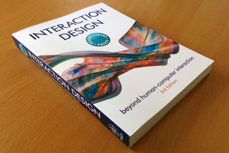 Interaction Design book